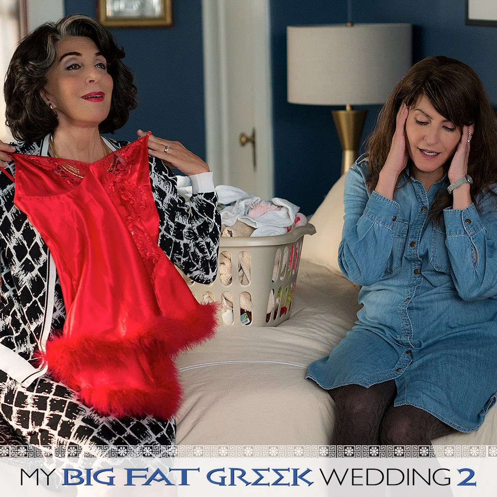 "facebook.com/MyBigFatGreekWeddingMovie The sequel to ""My Big Fat Greek Wedding"" released Friday, earning $17 million during opening weekend."