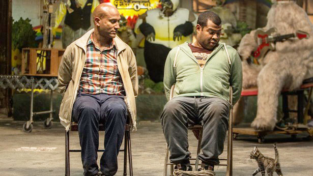 "facebook.com/KeanuMovie Key and Peele's film ""Keanu"" is centered around the rescuing of a kitten, and highlights the comedic pairing's signature style."