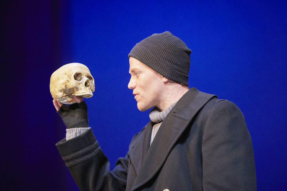 "Courtesy // David Papas Sonoma State's production of ""Hamlet"" played through Sunday night."