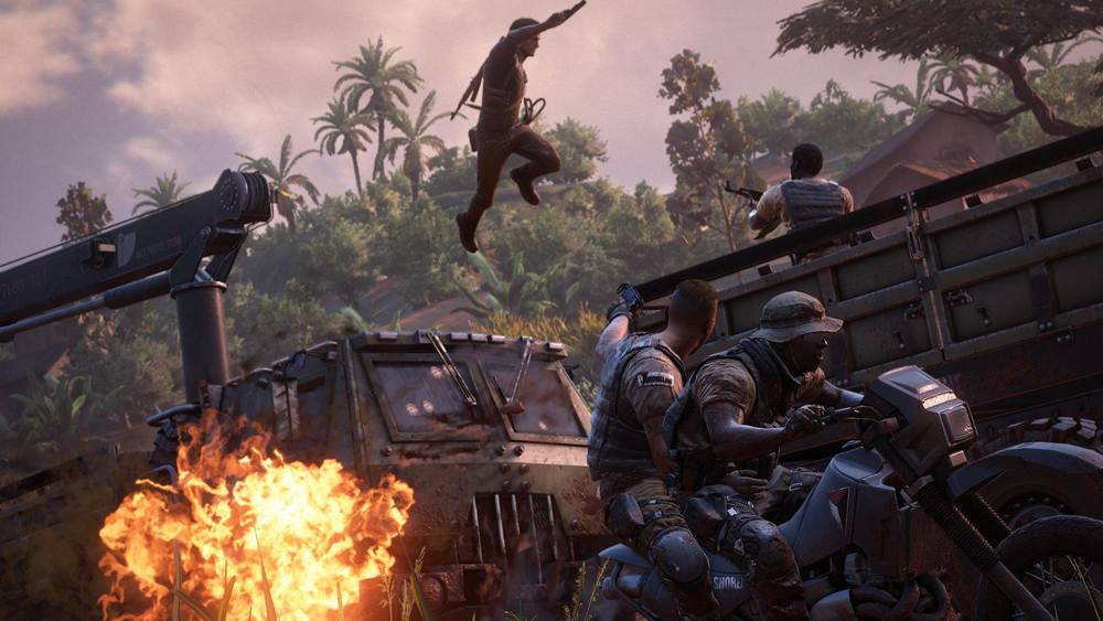 "facebook.com/mattrob24 The highly anticipated ""Uncharted 4: A Thief's End"" is set to release as a PS4 exclusive game today."