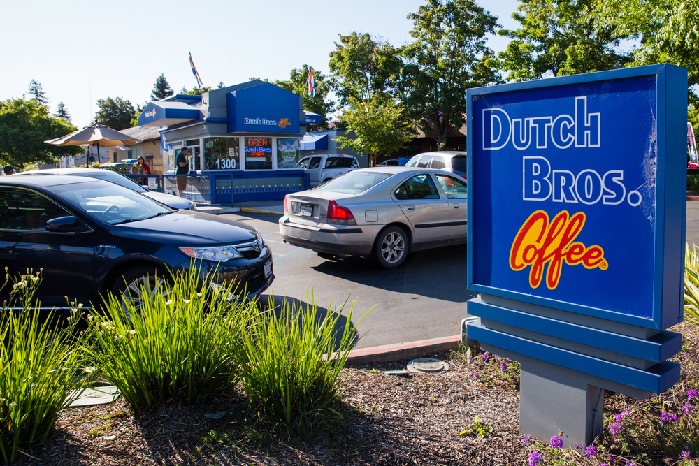 STAR // Brennan Chin Dutch Bros. Coffee in Santa Rosa combines great service, interesting flavors and convenience for college students.