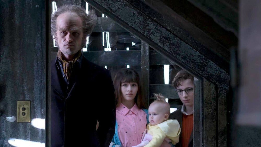 "facebook.com Neflix released eight episodes of ""Lemony Snicket's A series of Unfortunate Events"" on Jan. 13."