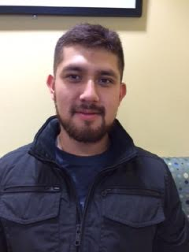 """My opinion is positive. It is good to better the problems that exist in the universities and to be able to create new programs that the University may want to implement.""  -Salvador Franco, first year"