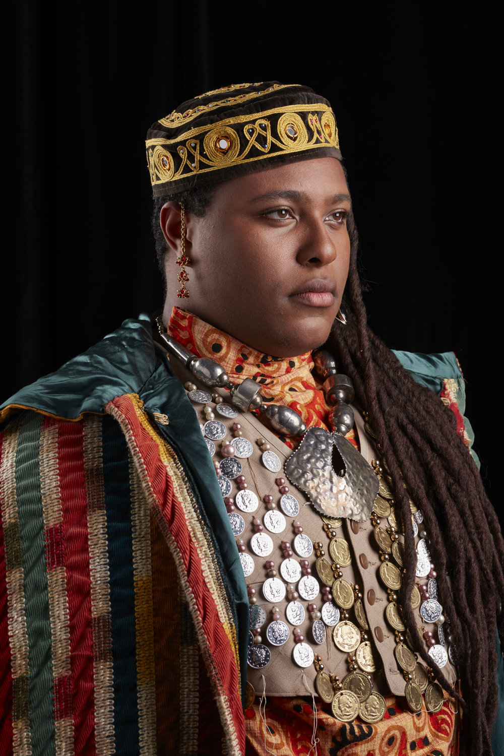 "COURTESY // David Papas Malik-Charles Wade, plays Pagageno in the production of Mozart's opera ""The Magic Flute,"" presented Feb. 23 to March 5."