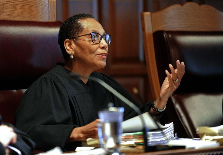 Judge Sheila Abdus-Salaam // Nytimes