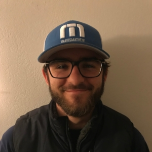 """""""I do different things depending on the week. I try to be efficient with the time and either see my advisor or meet with a professor if I have any questions.""""     -Tanner Gunning, Senior, Communications Major"""