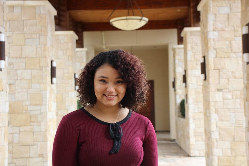 Flute player and Music Education major Kaylee Schneider. STAR // Emily Kowalski