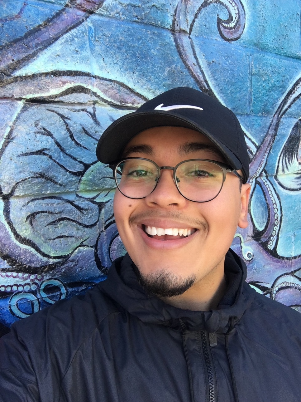 Leonel Alejandre Navarro, above, hopes to make an impact through transparency and direct involvement with the dozens of clubs at Sonoma State.