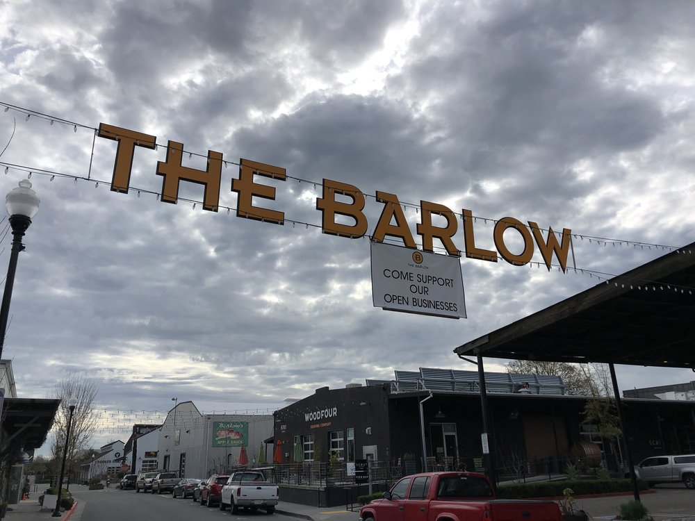 The Barlow has attempted to keep business bustling for the select few shops that were not damaged in the flood.