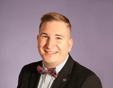 COURTESY // Trevor Hoppe   Queer Studies Lecture speaker Trevor Hoppe.
