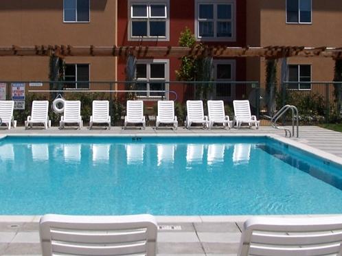 COURTESY // Sonoma State Univeristy   The Beaujolais swimming pool.