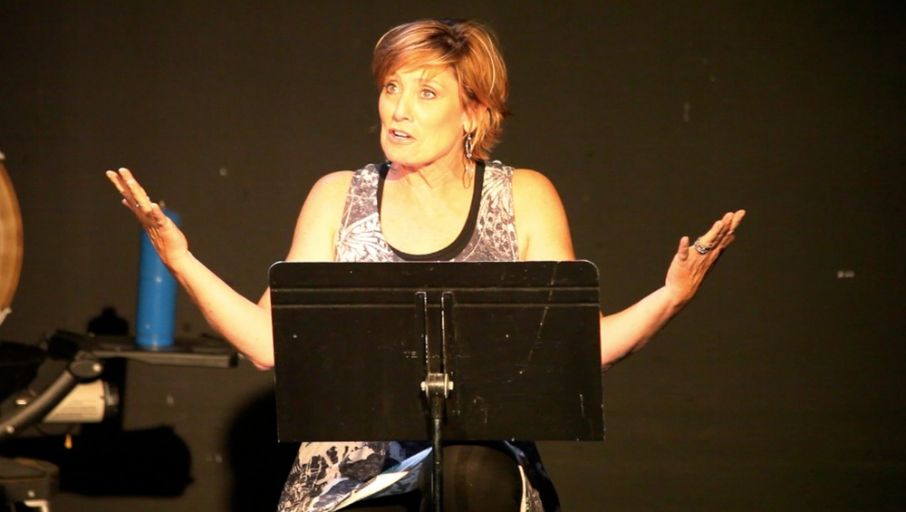 Click to hear Lori performing at the Oral Fixation storytelling show