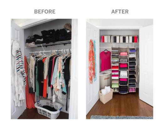 Superior 6 Shelf Closet Organizer