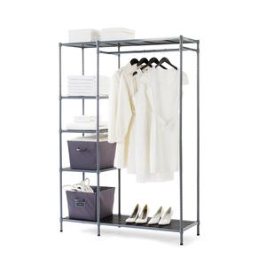 7917 free standing storage closet