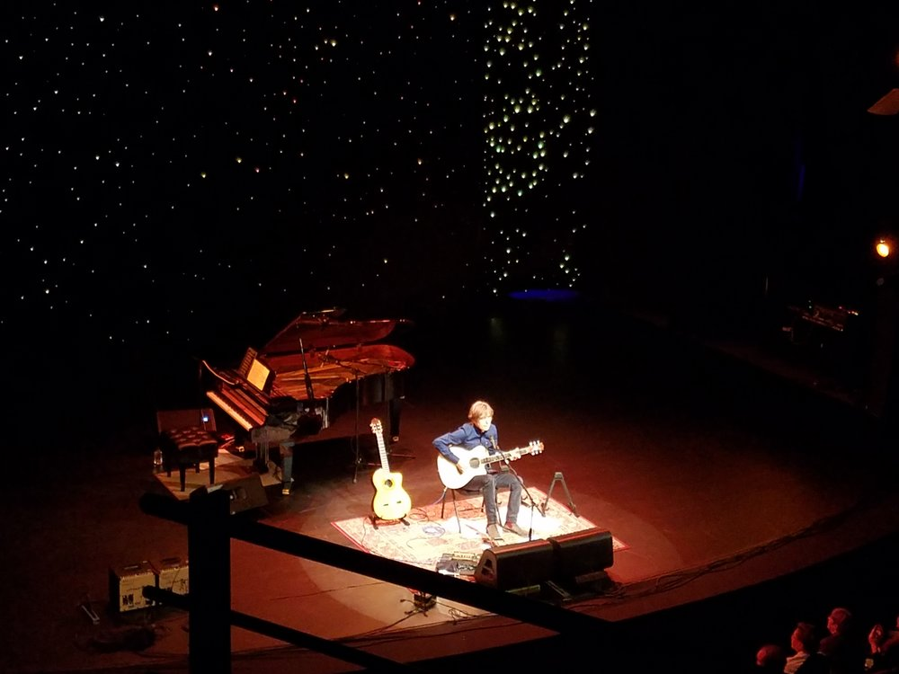 Eric Johnson Solo Acoustic at Charleston Music Hall