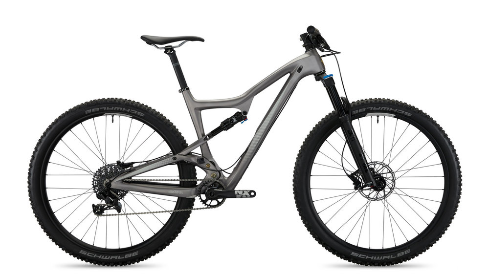 """IBIS RIPLEY LS   """"This is the perfect bike for the rider who wants to put in  long miles on adventurous, technical terrain.""""  -Teton Gravity Research"""
