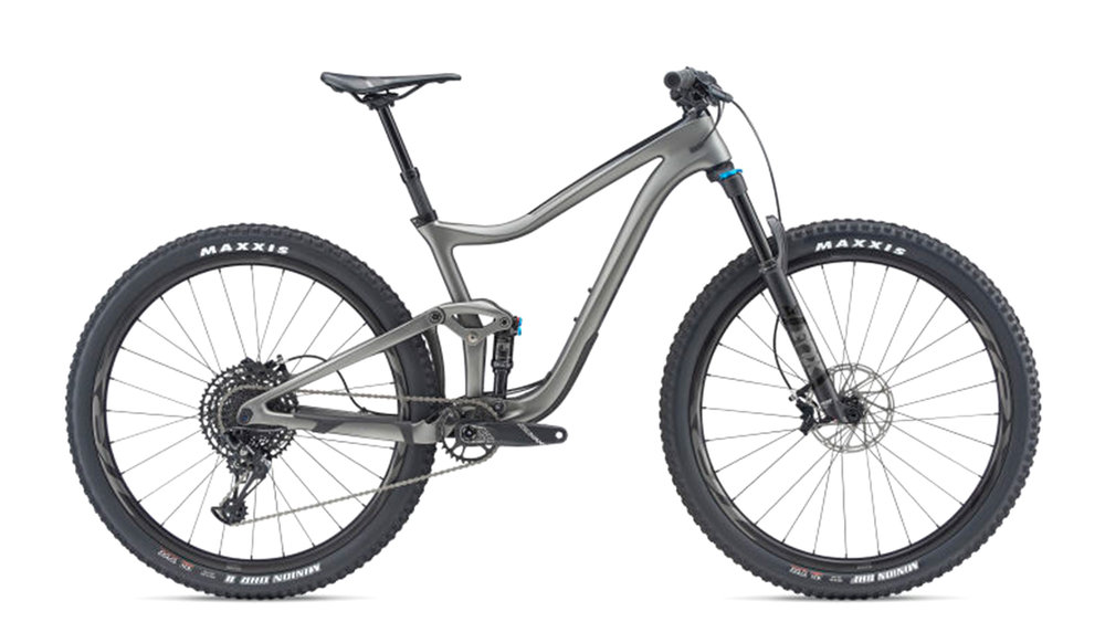 GIANT TRANCE 29 ADVANCED PRO 2   Amp up your trail riding with this all-new, all-conquering 29er. Wether you're gunning for faster enduro times or bagging a big backcountry loop, do it like a boss on this big-wheelesd singletrack shredder.