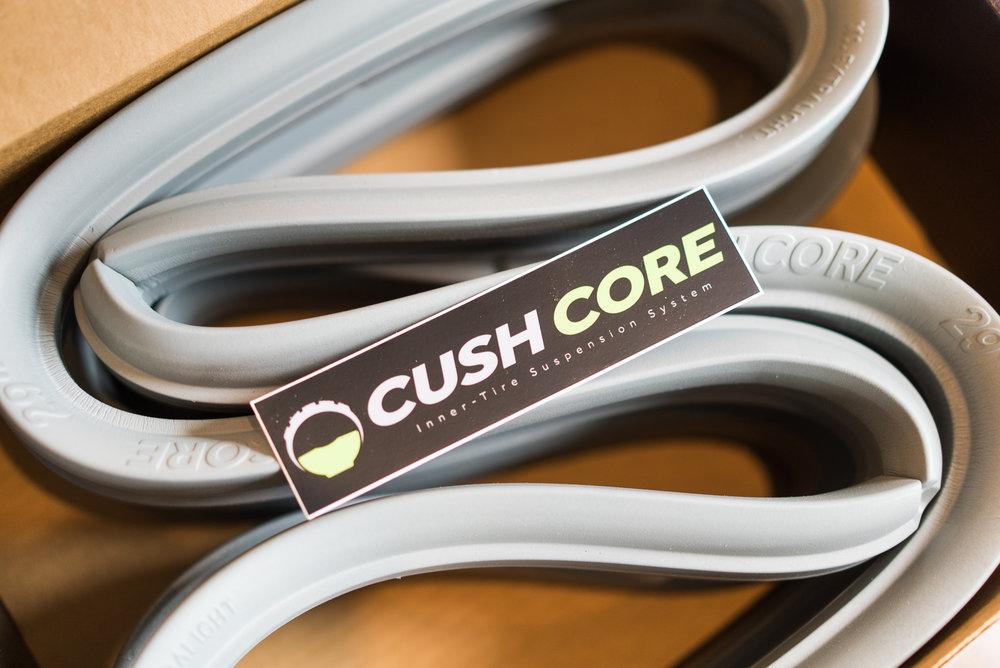cush core tire insert