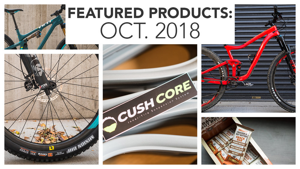 featured products october