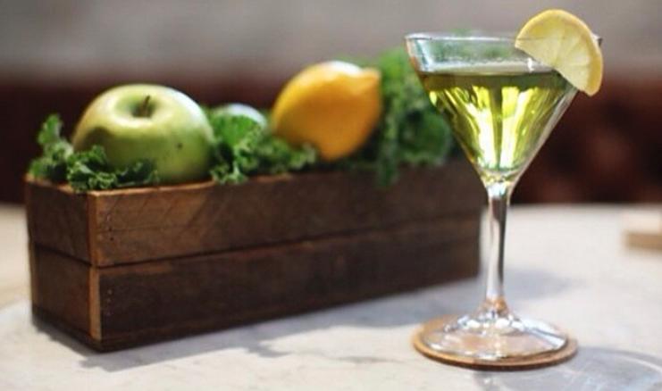 Kale Martini