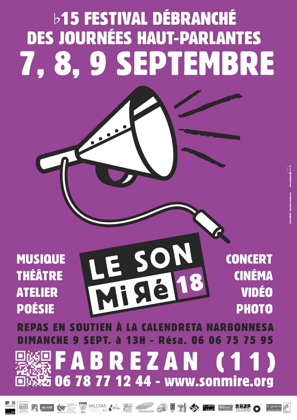 Affiche Son MiRé 2018