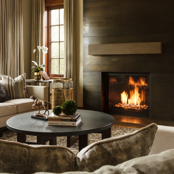 Sophisticated Mountain Retreat