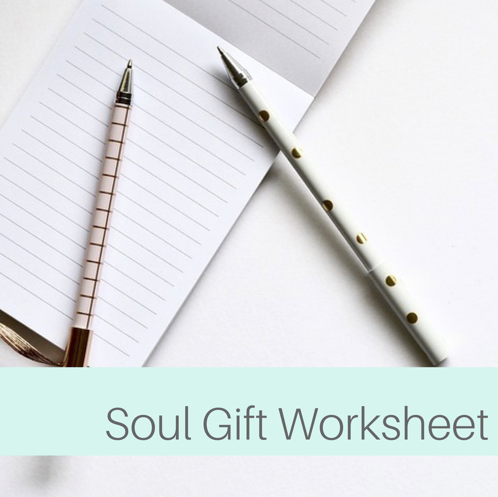 what's your soul gift? -