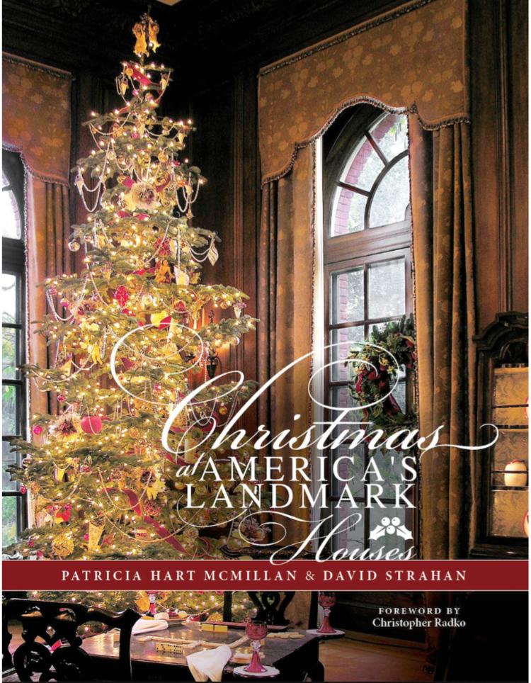 Christmas At America S Landmark Houses Book Signing Historic Waco