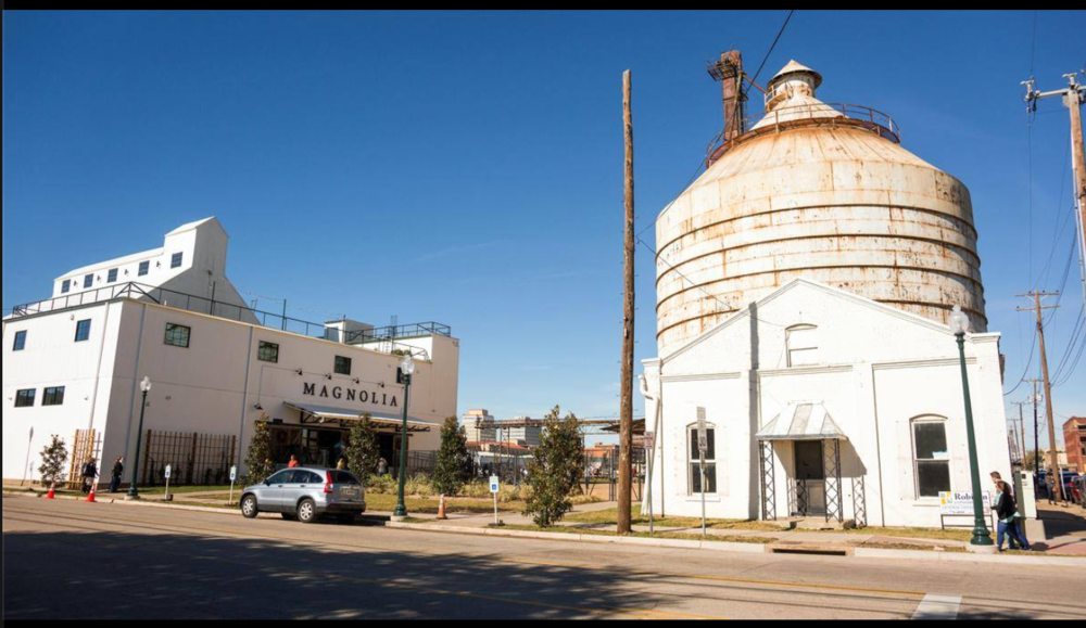 fixing up waco one landmark at a time the silos - Silos