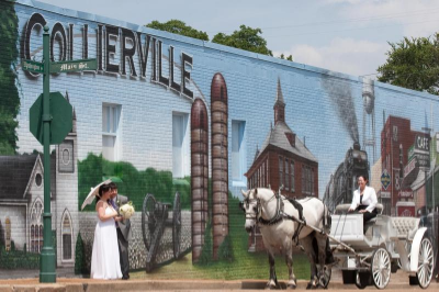 COLLIERVILLE WEDDING