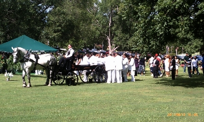 CARRIAGE FUNERAL