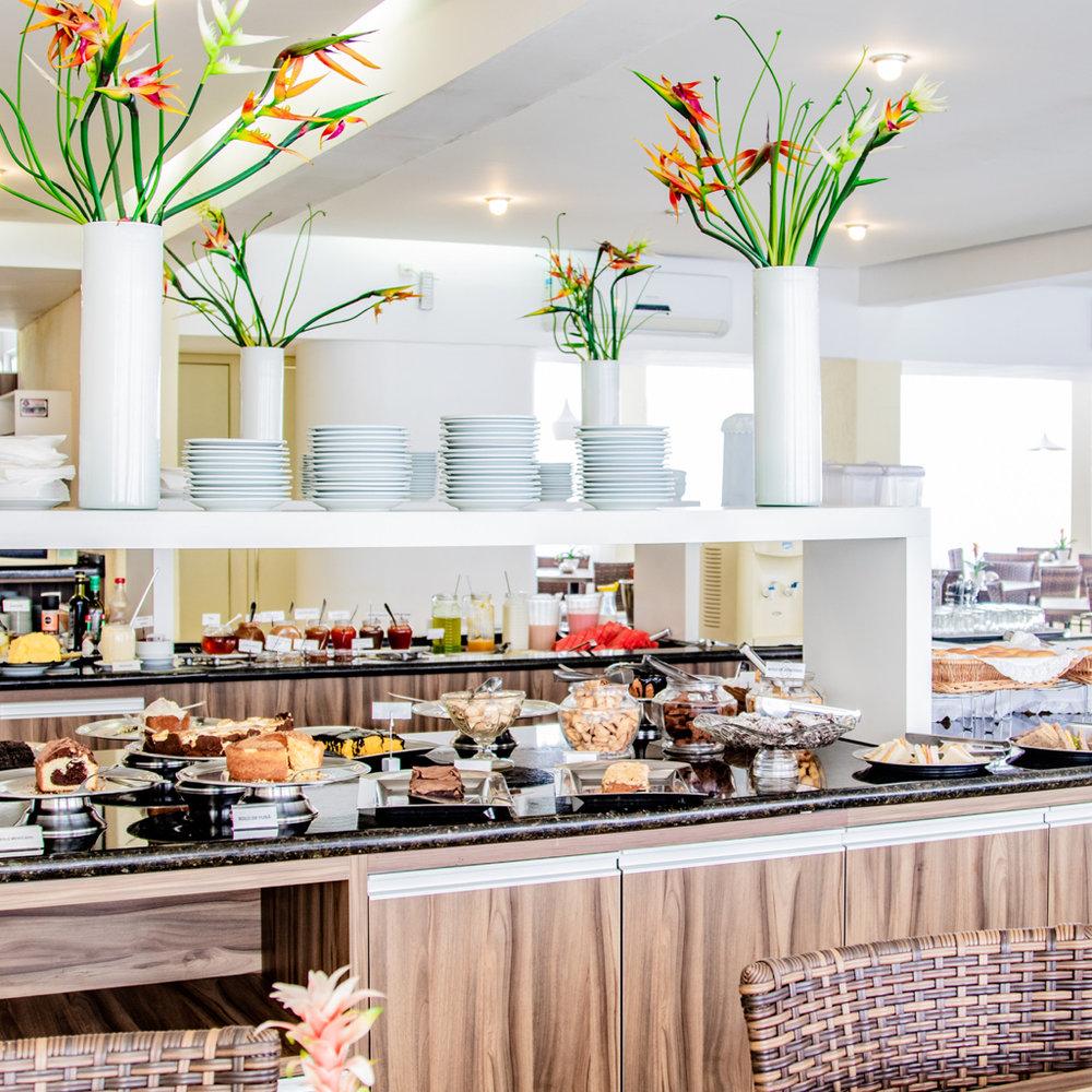 Café da Manhã -