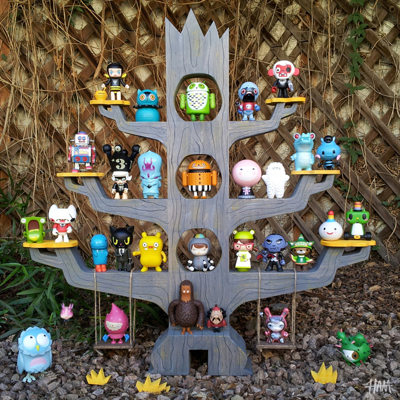 Treeman Shelf_Ham