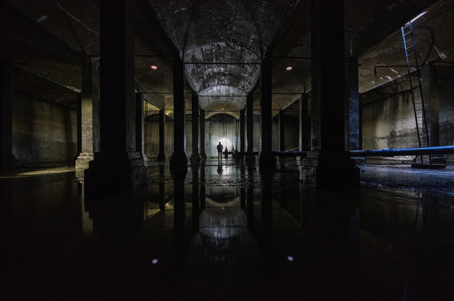 Urbex: Myself Underground