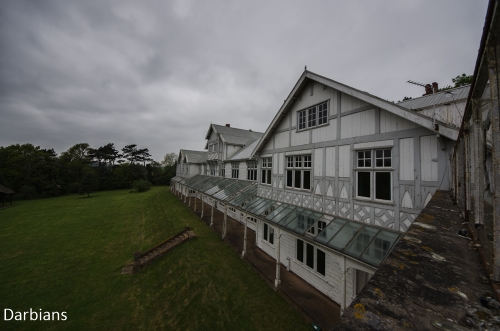 Abandoned: Mundesley TB Hospital