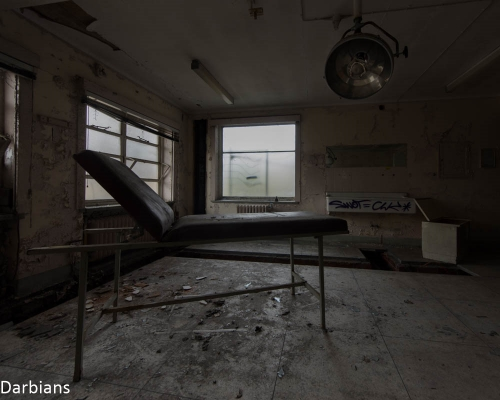 Abandoned: Mansfield General Hospital
