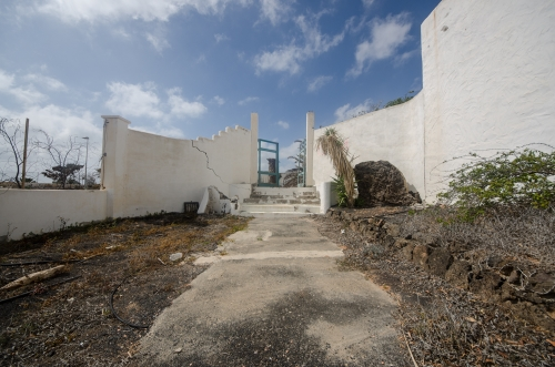 Abandoned: Costa Teguise Sports Centre