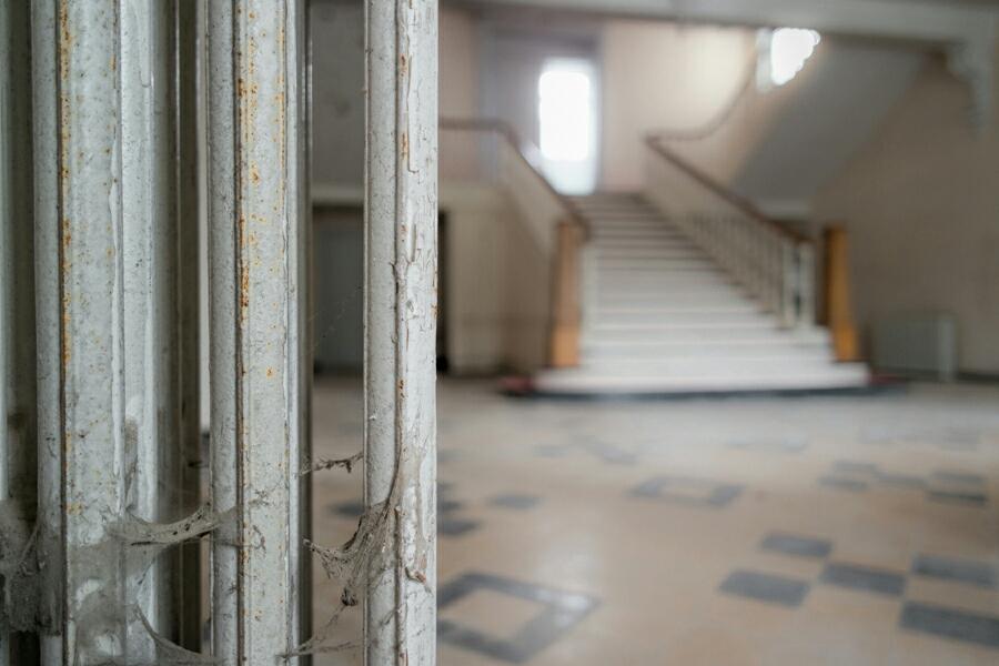 Abandoned Hotel France