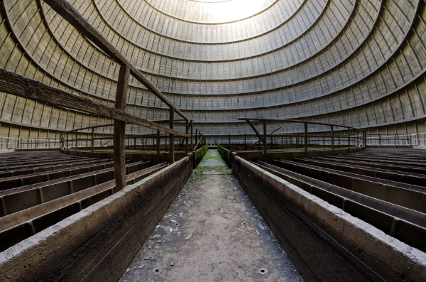 Abandoned: IM Cooling Tower