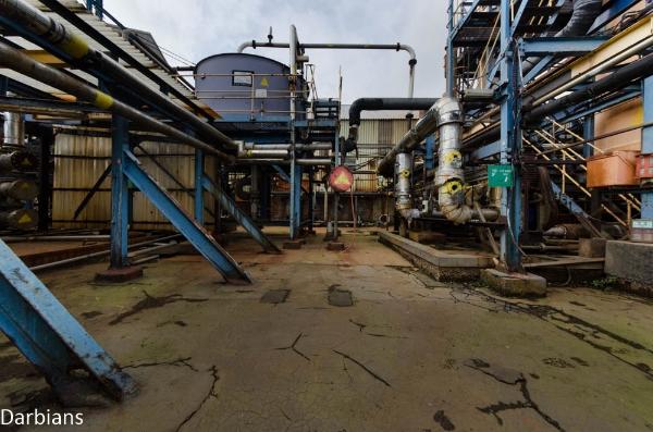 Abandoned: British Celanese