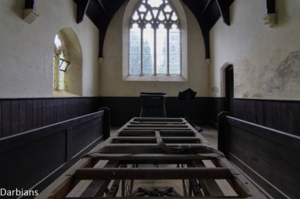 Abandoned: Mortuary Chapel