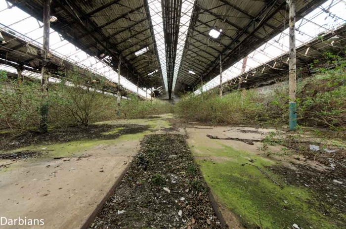 Abandoned: Wolverton Works