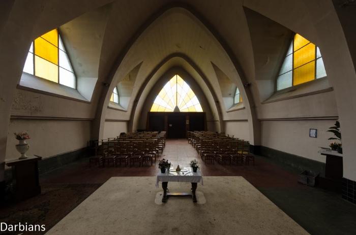Abandoned: Chapelle Mineurs