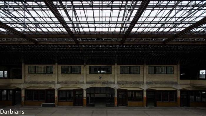 Abandoned Chrabonnage Waterschei