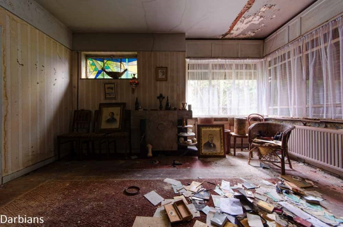 Abandoned: Villa Chapi Chapo