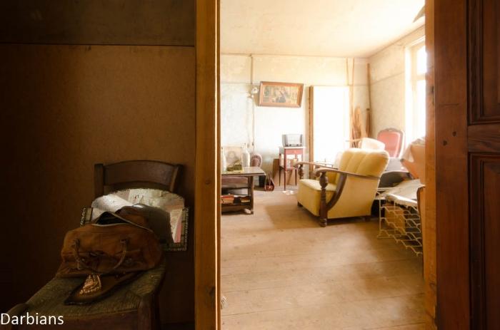 Abandoned: Chateau Hohner