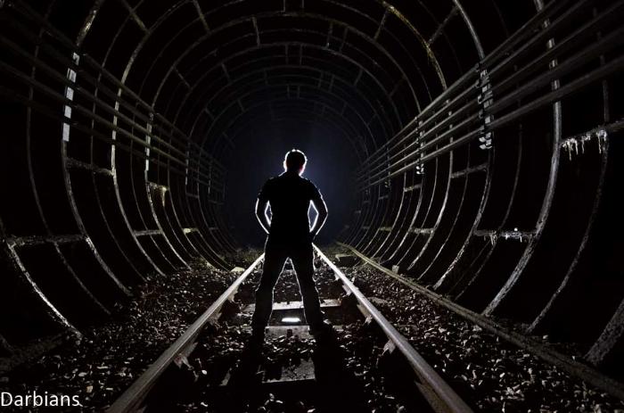 Abandoned: Rathole Tunnel London
