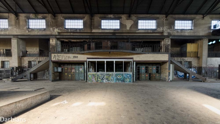 Abandoned: Alienworks