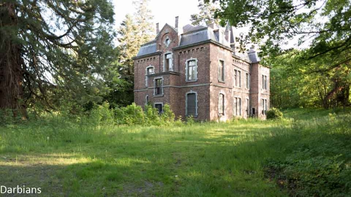 Abandoned: Manoir Von Duchess