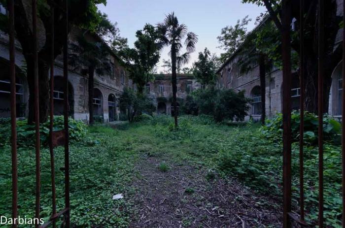 Abandoned Manicomio Di Mobello
